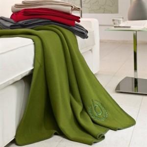 kvalitná fleecová deka