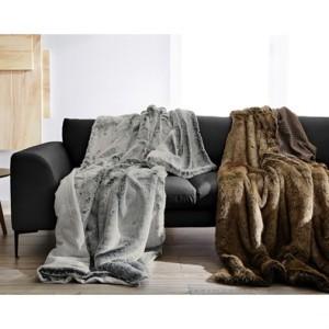 kožešinová deka