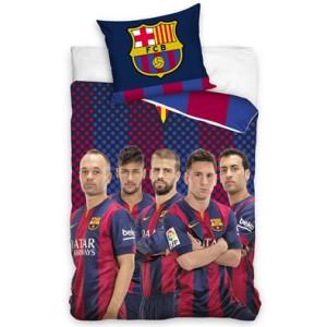 povlečení fc barcelona s messim